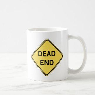 Road Sign - Dead End Mug