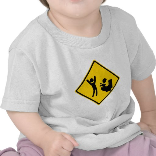 Road Sign Poop Goblin 1 Shirt