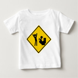 Road Sign Poop Goblin 1 T Shirts