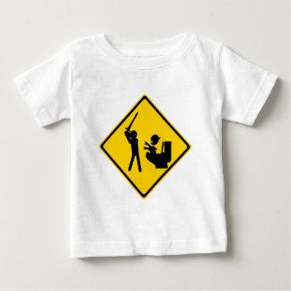 Road Sign Poop Goblin 2 T Shirt