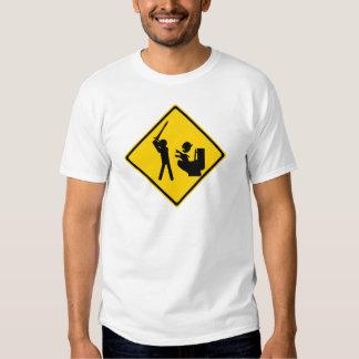 Road Sign Poop Goblin 2 Tee Shirts