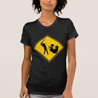 Road Sign Poop Goblin 2 Shirt