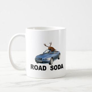 Road Soda Coffee Mug