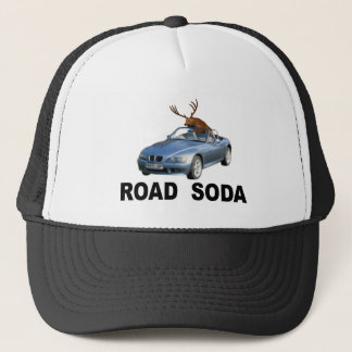Road Soda Trucker Hat