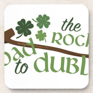 Road To Dublin Coasters