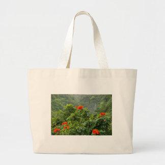 Road To Hana Canvas Bags