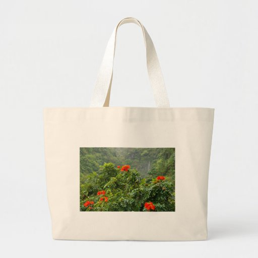 Road To Hana Canvas Bags