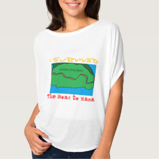 Road to Hana t-shirt