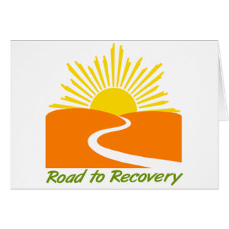 Road to Recovery Gear Card