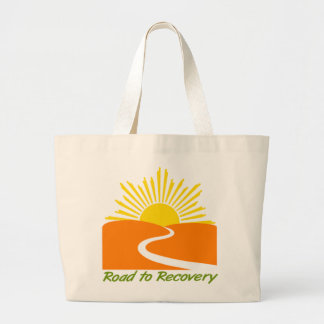 Road to Recovery Gear Jumbo Tote Bag