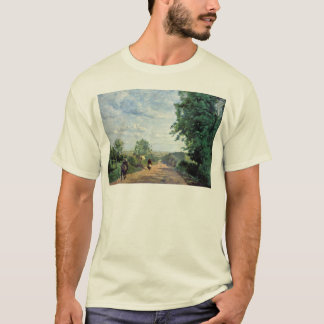 Road To Sevres By Corot Jean-Baptiste-Camille (Bes T-Shirt