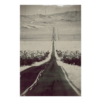 Road to the Death Valley Poster