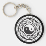 Road to Truth Yin Yang Key Chains