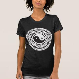 Road to Truth Yin Yang T-Shirt