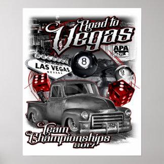 Road To Vegas 2017 Poster
