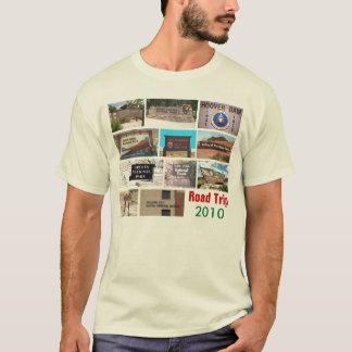 Road Trip 2010 T-Shirt