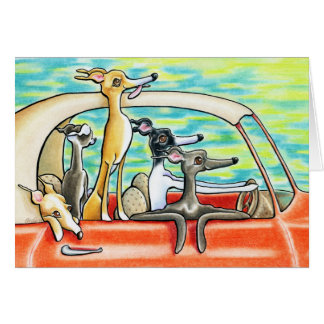 Road Trip by Andie Card