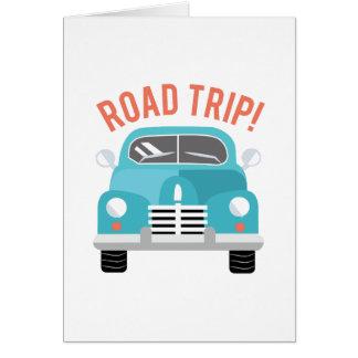 Road Trip! Card