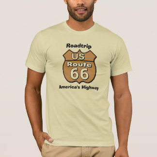 Road Trip Route 66 T-Shirt