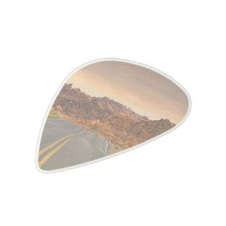 Road trip sunset acetal guitar pick