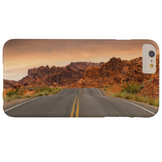 Road trip sunset barely there iPhone 6 plus case