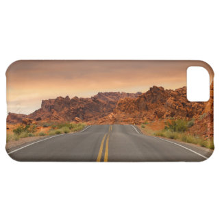 Road trip sunset iPhone 5C case