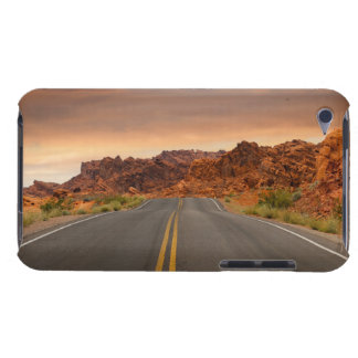 Road trip sunset iPod touch covers