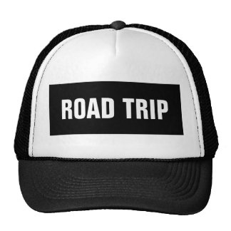 Road Trip Trucker Hat