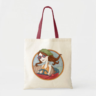 Road Trippin' Tote Canvas Bags