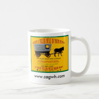 roadduster, www.cagwh.com classic white coffee mug