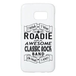 ROADIE awesome classic rock band (blk)