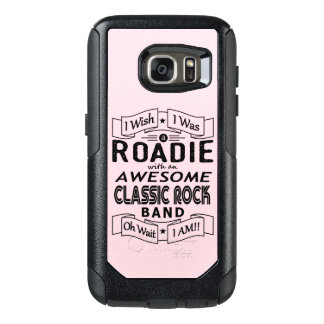 ROADIE awesome classic rock band (blk) OtterBox Samsung Galaxy S7 Case