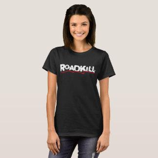 Roadkill Biker Sport Motocycle Mens V Hanes Tagles T-Shirt