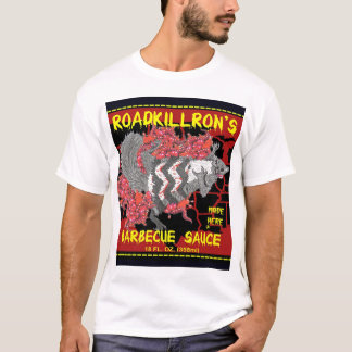 RoadkillRon's Barbecue Sauce T-Shirt