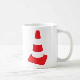 roadmarker traffic cone roadwork coffee mug