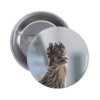 Roadrunner Close-up 6 Cm Round Badge