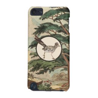 Roadrunner In Natural Habitat Illustration iPod Touch (5th Generation) Cases