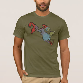 Roadrunner Morph Morphology T-Shirt