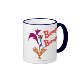 Roadrunner Side Profile Coffee Mug
