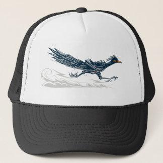 Roadrunner trucker hat