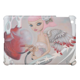 Roadside Angel horizontal iPad iPad Mini Case