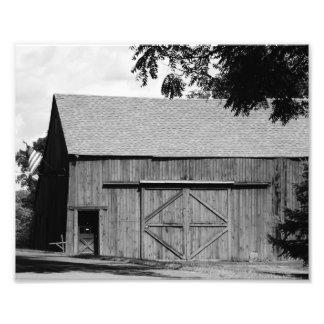 Roadside Barn 10x8 Photograph