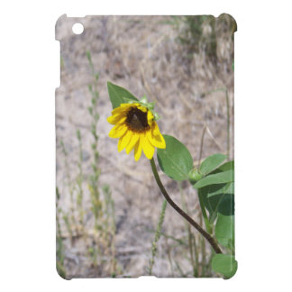 Roadside Sunflower iPad Mini Case