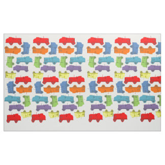 Roadsters Fabric