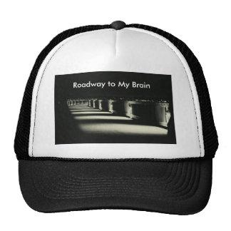 Roadway to My Brain Trucker Hat