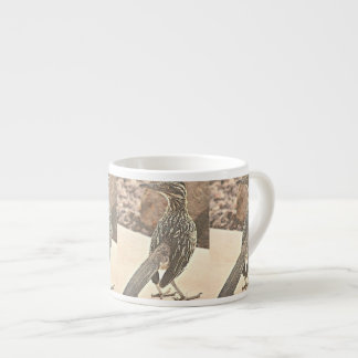 """Roady"" Roadrunner Espresso Cup"