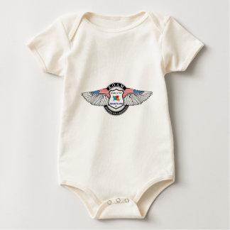 ROAM-logo-large Baby Bodysuit