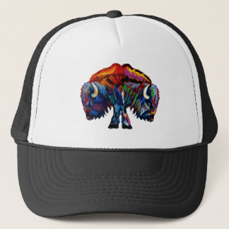 ROAM THE PLAINS TRUCKER HAT