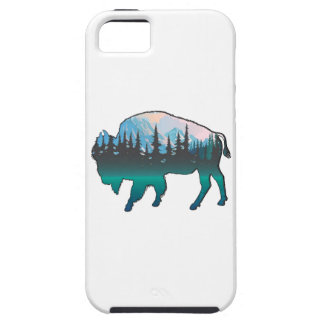 Roaming Yellowstone Tough iPhone 5 Case