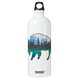 Roaming Yellowstone Water Bottle